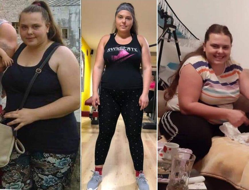 transformacije mršavljenja 2020