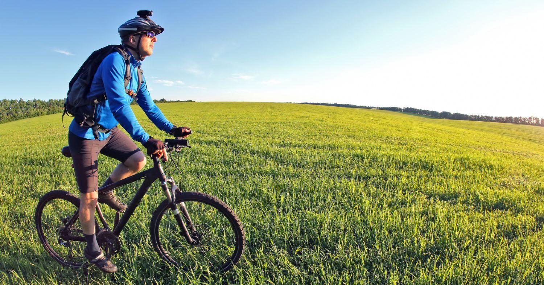 kako smrsati voznjom bicikla