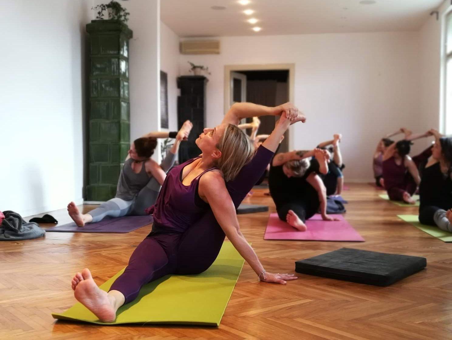 Ovo Je 5 Najboljih Joga Studija U Zagrebu Fitness Com Hr