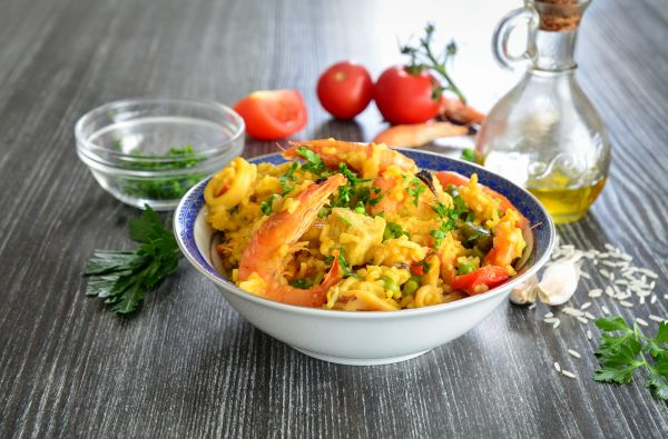 fit paella