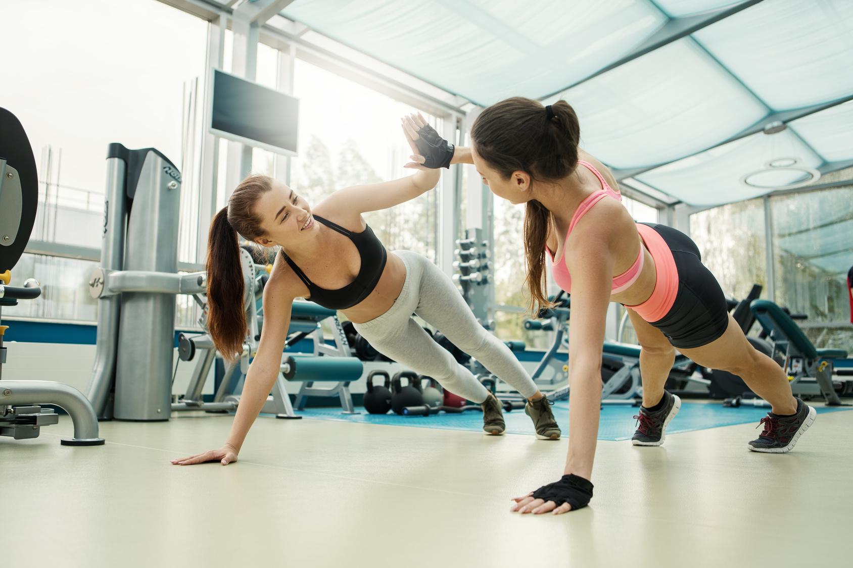 fitness i gubljenje kilograma