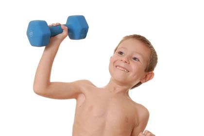 mršavljenje za djecu