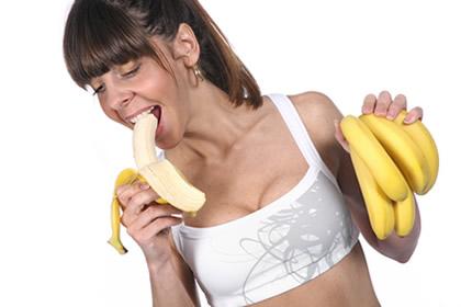 Banane, voće, ugljikohidrati