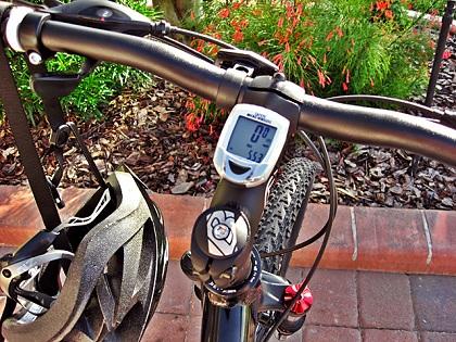 Biciklistički brzinomjer - ciklokompujter