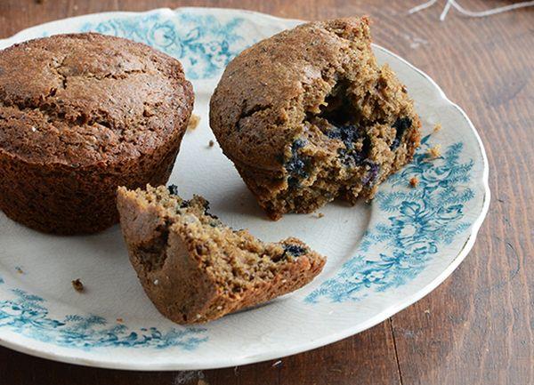 muffin heljda