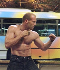 Jasonn Statham u Transporteru (The Transporter)
