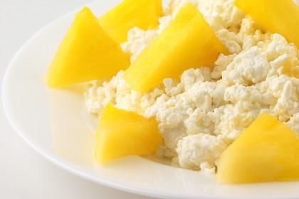 Posni sir i voće