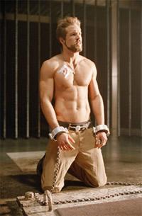 Ryan Reynolds u Bladeu:Trojstvo (Blade: Trinity)