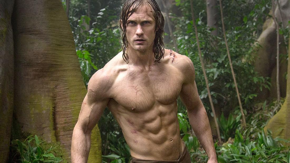 Kako Se Alexander Skarsgard Pripremao Za Ulogu Tarzana