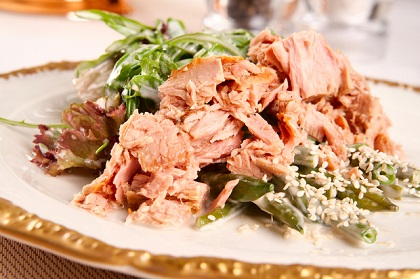 Salata od tune i sezama