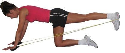 Zanoženje s elastičnom trakom