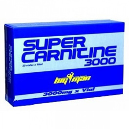 Super Carnitine 3000 - 20 x 10 ml