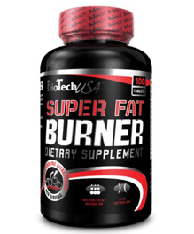 Super Fat Burner - 120 tableta