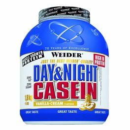 Day & Night Casein - 1,8 kg