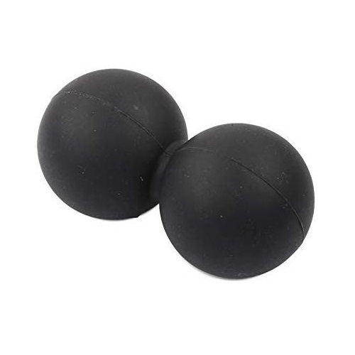 Double Silicone Lacrosse Massage Ball