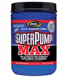 SuperPump Max - 640 g