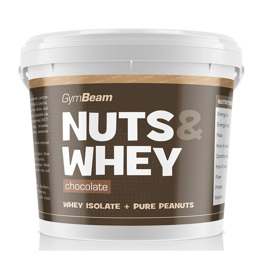 Nuts & Whey - 1 kg
