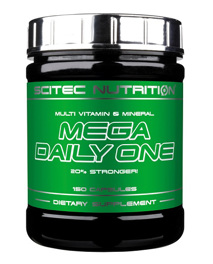 Mega Daily One Plus - 120 kapsula