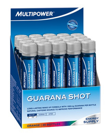 Guarana Shot - 20 x 25 ml