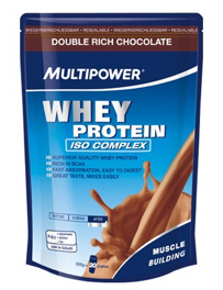 Whey Protein Iso Complex - 600 g