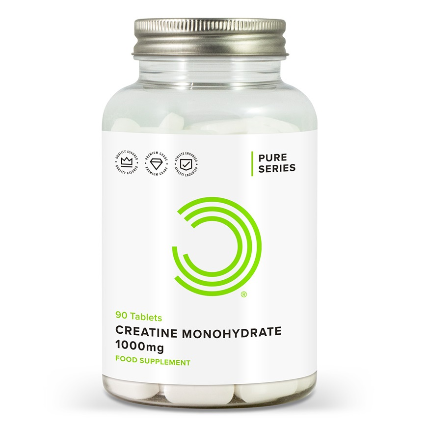 Creatine Monohydrate - 90 tableta