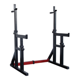 Squat / Dip Adjustable Rack - podesivi nosač za čučnjeve, dipseve i bench