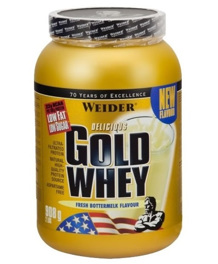 Gold Whey Protein - 908 g