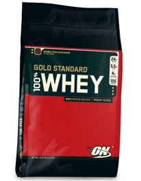100% Whey Gold Standard - 4,54 kg