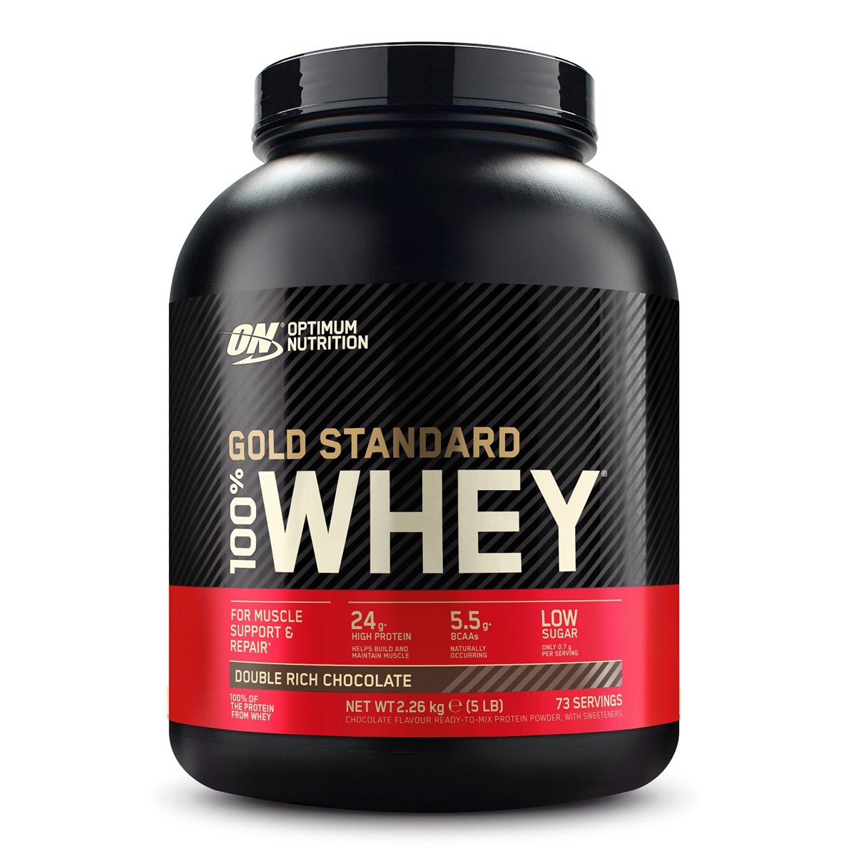 100% Whey Gold Standard - 2,27 kg