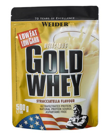 Gold Whey Protein - 500 g